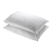 Fogarty Supatherm Luxury Hollowfibre Pillows - Pack of 2 pillows and protectors