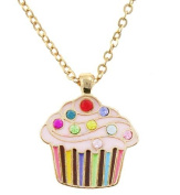 Children's Cupcake Necklace