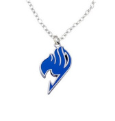 OIVA Cosplay Anime Fairy Tail Guild Logo Natsu Dragneel Necklace Pendant