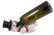 Spirit of Christmas Snowman Christmas Wine Bottle Holder