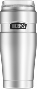 Thermos Stainless King 590ml Travel Tumbler with 360 Drink Lid, Stainless Steel