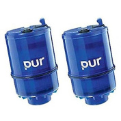 PUR Faucet Mount Replacement Water Filter - MineralClear 2 Pack RF-9999-2