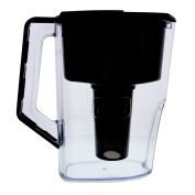 Tier1 2.5 Litre Multi-Stage Filtration Alkaline Water Pitcher with 1 FIlter - BPA Free