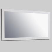 Eviva EVMR-60X30-GWH Sun 150cm White Mirror Combination, Gloss White