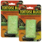 Zoo Med Laboratories SZMBB55 Tortoise Banquet Block, Net WT 150ml