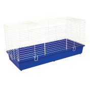 Ware Manufacturing Home Sweet Home Pet Cage for Small Animals - Colours may vary