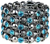 Loveangel Jewellery Women's Crystal Stretch Bracelets
