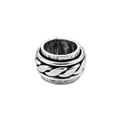 Nklaus Hair Pearl Bartring Qatar 925 Sterling Silver Celtic Knot Pattern 6986