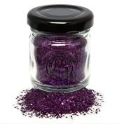 Cosmetic Gliltter 100% Biodegradable VIOLET FUSCHIA CHUNKY MIX