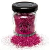 Cosmetic Gliltter 100% Biodegradable HOT PINK FINE MIX