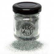 Cosmetic Gliltter 100% Biodegradable SILVER FINE MIX