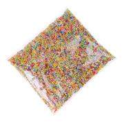 OUNONA Styrofoam Foam Beads foam Coloured Spheres Filler Beads For DIY for Arts and Crafts