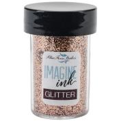 Blue Fern Studios Glitter 30ml-Burnt Copper