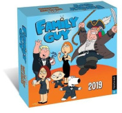 Family Guy 2019 Day-To-Day Calendar