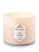 Bath and Body Works 3 Wick Scented Candle Pink Pineapple 430ml