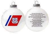 Christmas By Krebs TV74960 US Coast Guard Ornament - Quantity 1