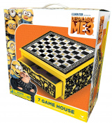 Despicable Me 3 Wooden Game House