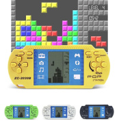 Hacloser Classic Tetris Handheld Games, Electronic LCD Vintage Brick Tetris Game Arcade Puzzle Toys