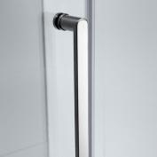 Ove Decors Beacon 150cm x 200cm Sliding Double Glass Door