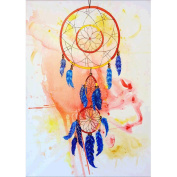 ESHOO DIY Dreamcatcher Diamond Painting Home Decor Rhinestones By Number Kits Cross Stitch Embroidery Full Picture of Craft 5D Drilled Resin