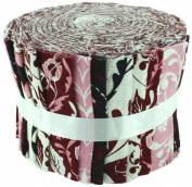 Fabric Freedom Christmas Characters Fat Quarter Bundle, 100% Cotton, Multi-Colour, 13 x 13 x 2 cm