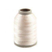 Altinbasak 20g Wool Yarn 300 M 6 Compartment 0.75 mm NR 50 Polyester Thread Threadable Sewing Threads 300 M White IP2