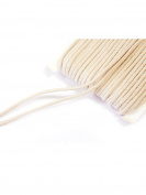 Natural cord 10 m, decoration dragees scrapbooking