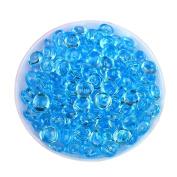 50g Slime Beads Fishbowl Beads Plastic Vase Fish Bowl Filler for DIY Slime Craft
