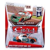 Disney Pixar Cars Sputter Stop No. 92