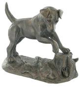 Harriet Glen Cold Cast Bronze Jack Russell Sculpture