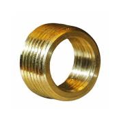 LARSEN SUPPLY CO. INC. 17-9233 1/2Mx3/8FPT Brass Bushing