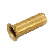 Anderson Metals 700561-04 Pipe Fittings, Lead-Free Brass Insert, 0.6cm .