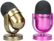 Depesche Top Model Microphone with Rubber and Pencil Sharpener