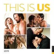 This Is Us 2019 Wall Calendar