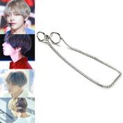 Skisneostype KPOP BTS Bangtan Boys Stud Earrings Jewellery Accessories For Mens And Womens Earring