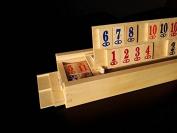 Woopcrafts Wooden Rummikub- Hand crafted