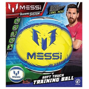 Outdoor MET14100 Messi 2 in 1 Soft Touch Training Ball, Blue