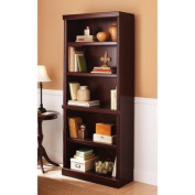 Better Homes and Gardens Ashwood Road 5-Shelf Bookcase, Multiple Finishes, Cherry