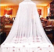 LTDD Indoors or Outdoors Dome Netting Insect Mosquito Fly Net Lace Bed King Canopy