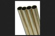 K & S Precision Metals 9119 .014x9/16x36 Brass Tube