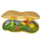 Creative Peanut Bird Music Box, Novelty Toys Stimulate Children's Curiosity Toy