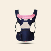 ZHAOJING Four Seasons Multi-functional Baby Sling Front Hold Waistband Stool Breathable Newborn Baby Belt Baby Waist Stool Baby Carrier