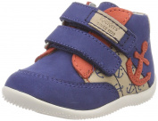 Kickers Bigoukro, Baby Boys' Walking Baby Shoes