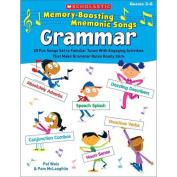 Scholastic Memory-Boosting Mnemonic Songs Grammar