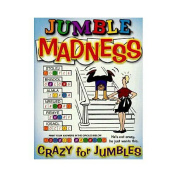 Jumble® Madness : Crazy for Jumbles®