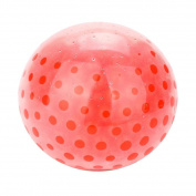 Sansee Spongy Bead Stress Ball Toy Squeezable Stress Squishy Toy Stress Relief Ball 2018 NEW Toys