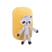 Minuya Kids Eating Cuff Plush Oversleeves