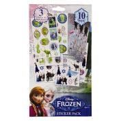 Disney Frozen Sticker Book 10 Page