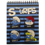 Smurfs Sketch Pad A4