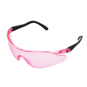 1Pc Plastic Durable Toy Gun Glasses for Nerf Gun Accessories Protect Eyes Outdoor Children Kids Toys Pink